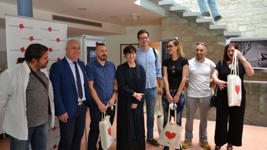 """Pobjednici foto natječaja """"Volim svoju županiju"""" nagrađeni u Šibeniku"""