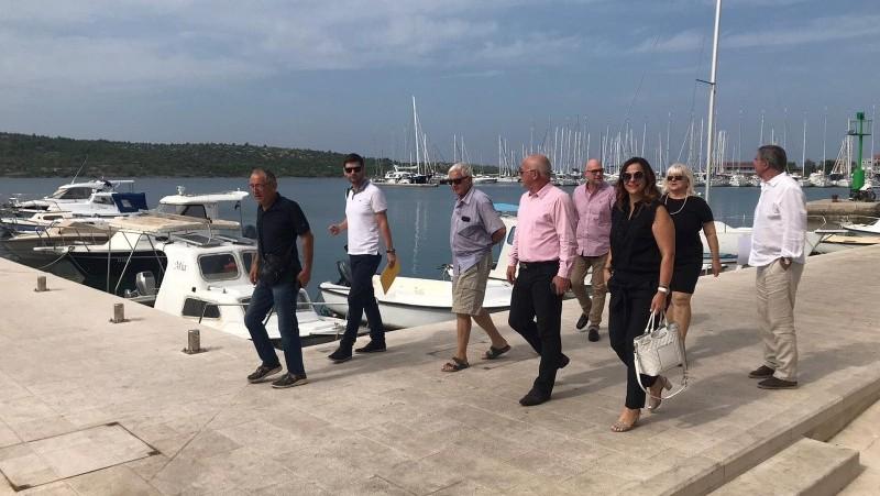 Šibensko-kninska županija: Luka otvorena za javni promet u Pirovcu