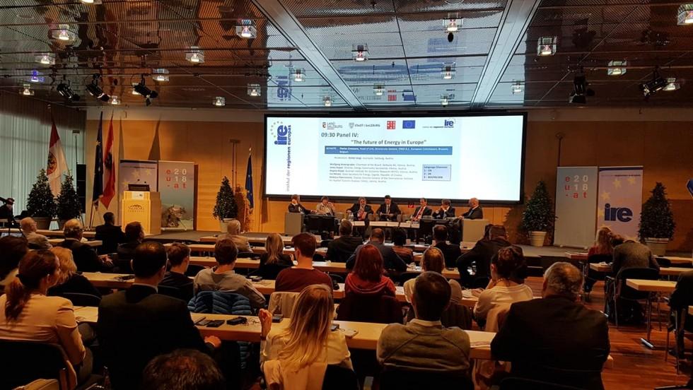 U Salzburgu održana 14. Konferencija europskih regija i gradova