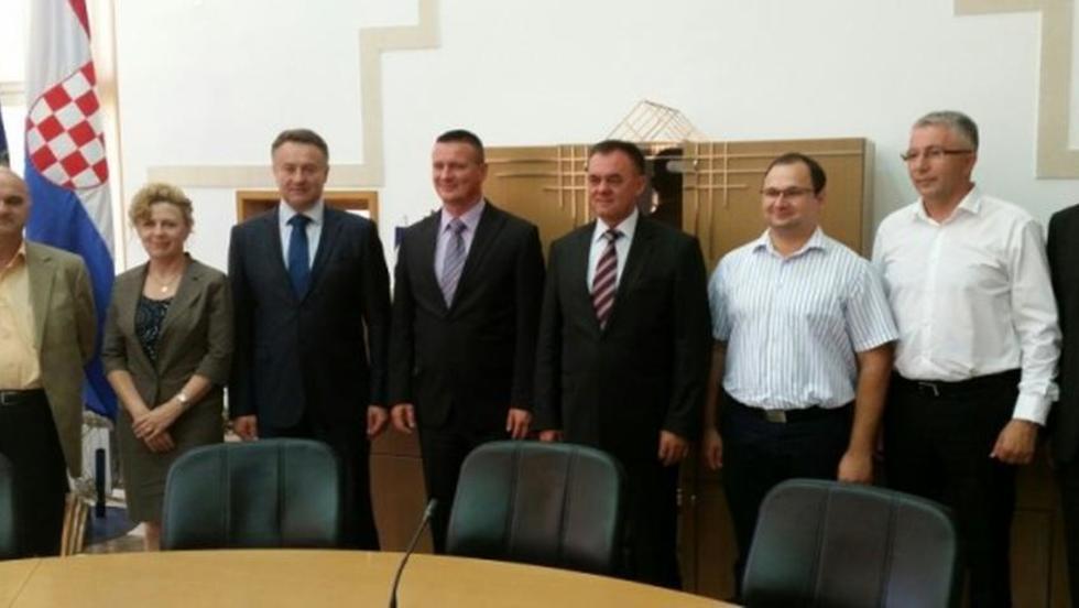 Tri županije potpisale Sporazum o izgradnji regionalnog centra za gospodarenje otpadom