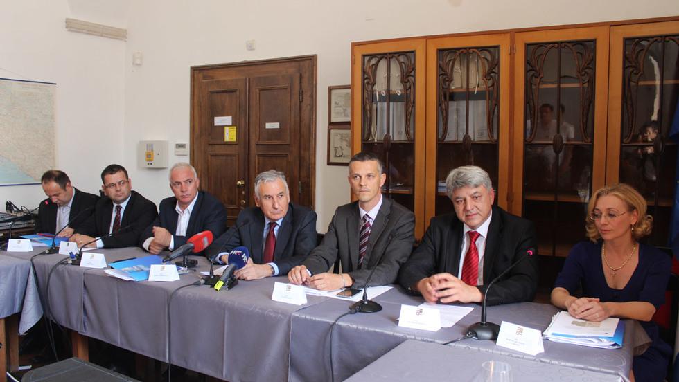 Održan sastanak Župana Jadranske Hrvatske s ministrom turizma