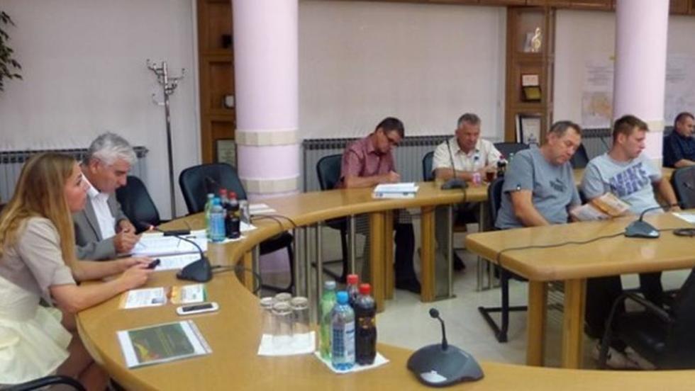 U Brodsko-posavskoj županiji predstavljen pilot projekt upravljanja ratarskom proizvodnjom putem satelitskog sustava