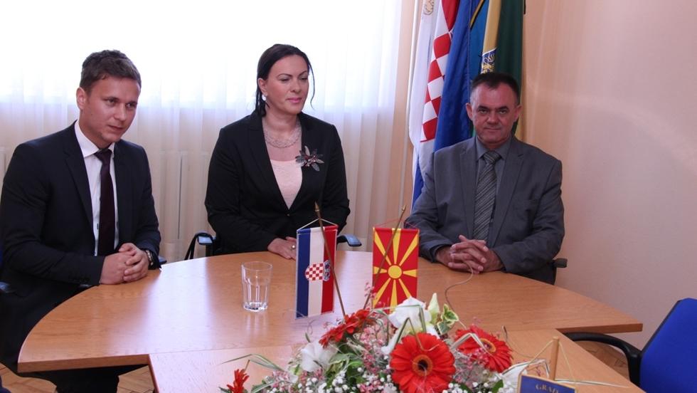Veleposlanica Makedonije posjetila Kutjevo i Požeško-slavonsku županiju