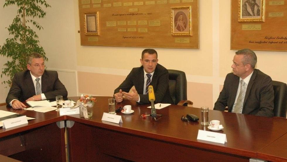 Potpisan ugovor o sufinanciranju projekta Master plana integriranog prijevoza putnika za područje sjevera Hrvatske
