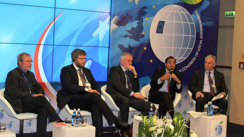 Župan Nikola Dobroslavić na Europskom kongresu lokalne i regionalne samouprave