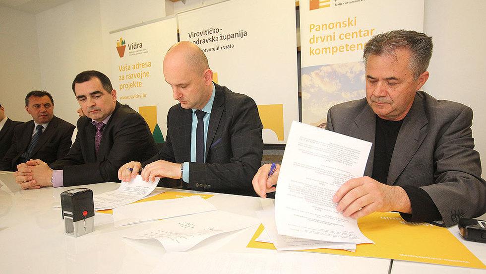 Virovitica postaje centar znanstveno-istraživačke djelatnosti u drvnoj industriji ovog dijela jugoistočne Europe