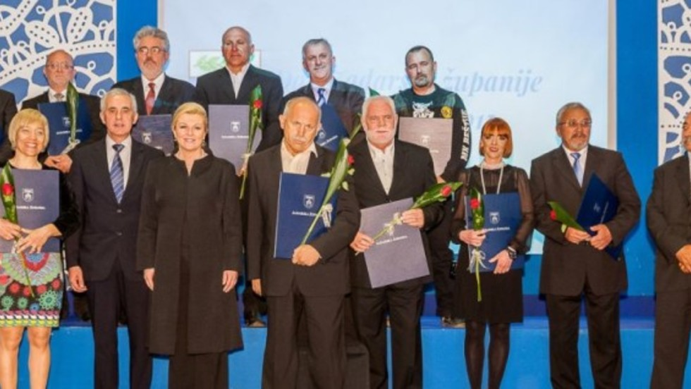 Zadarska županija obilježila 22. obljetnicu osnutka