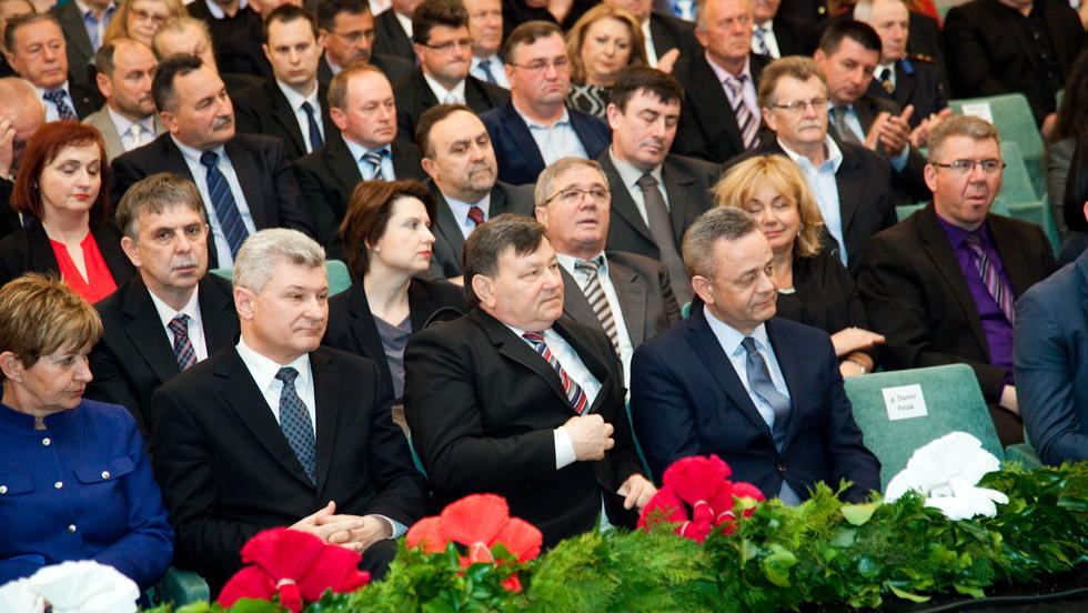 Održana svečana sjednica Županijske skupštine Koprivničko – križevačke županije