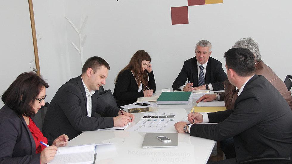 U Virovitici održan sastanak Upravnog odbora Mreže za održivi razvoj Hrvatske