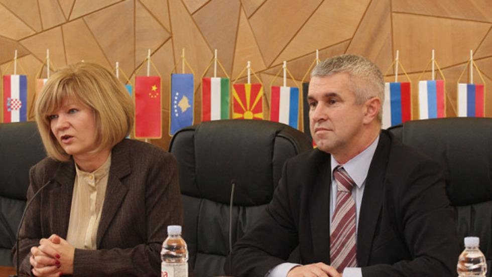 Sastanak Upravnog odbora Mreže za održivi razvoja Hrvatske