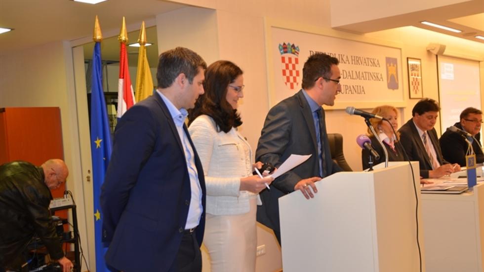 Održana 17. sjednica skupštine Splitsko-dalmatinske županije