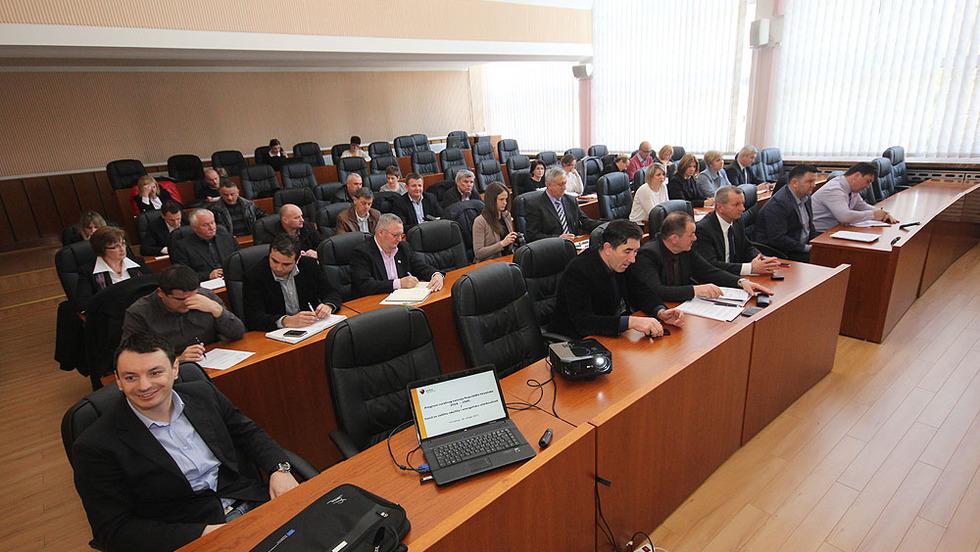 Održana 4. sjednica Kolegija gradonačelnika i načelnika Virovitičko-podravske županije