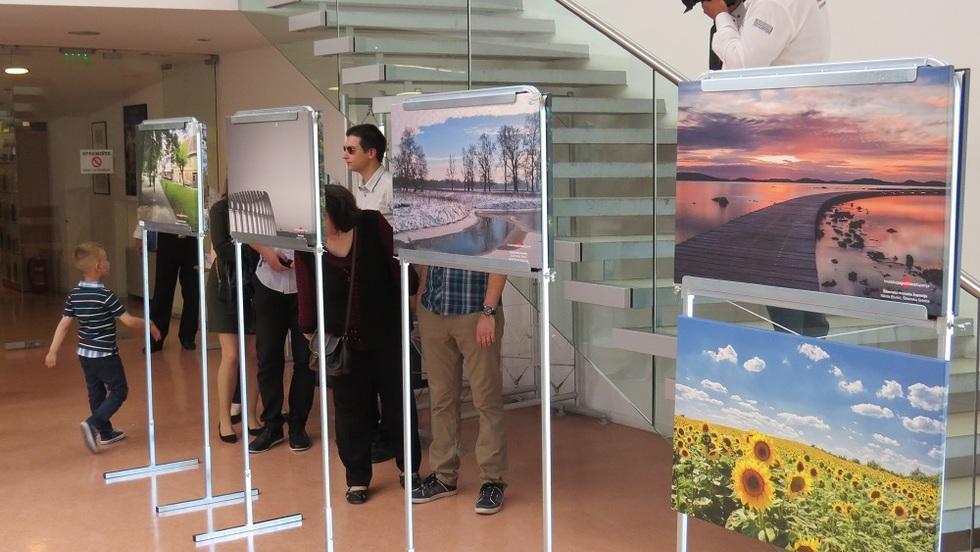 Otvorena izložba najboljih fotografija foto natječaja Volim svoju županiju u Šibeniku