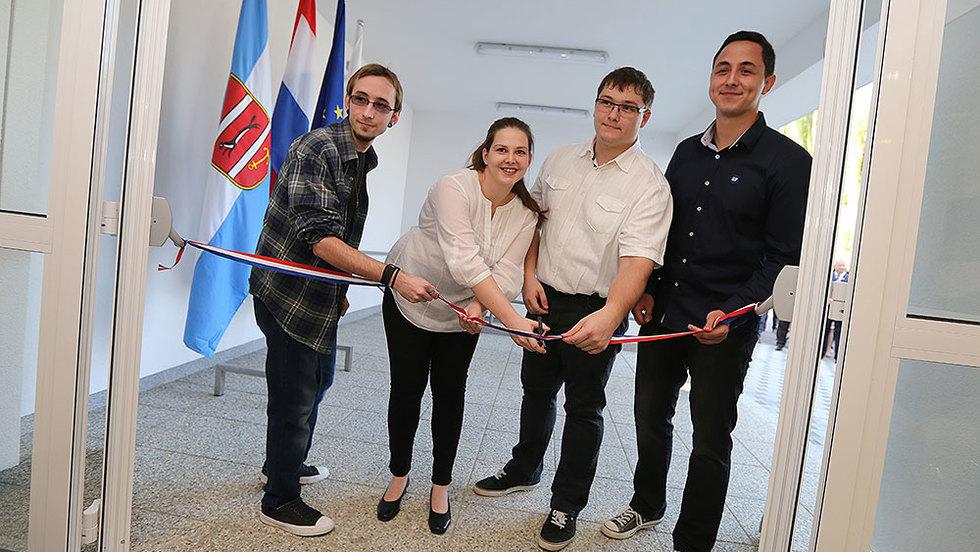 Otvoren Studentski dom Virovitica