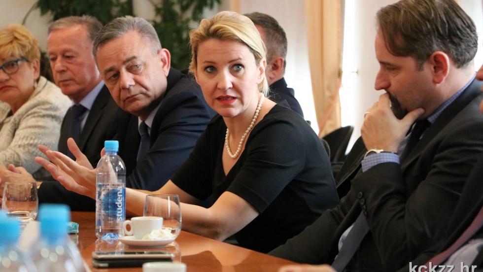 """Održan okrugli stol na temu """"Sukob interesa u obnašanju dužnosti u jedinicama lokalne i područne (regionalne) samouprave"""""""