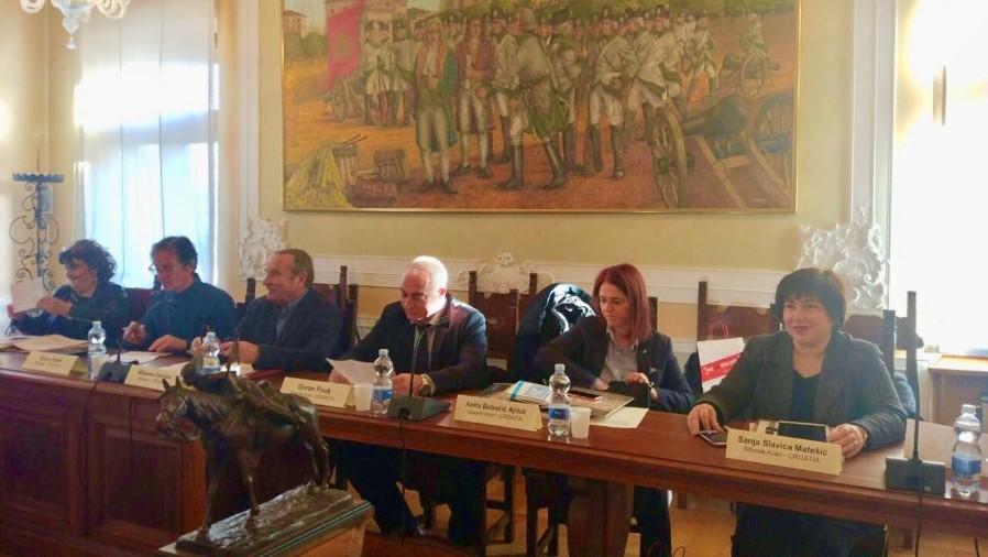 """Župan Goran Pauk izabran za potpredsjednika Međunarodnog koordinacijskog odbora """"Venecijanski obrambeni sustav 16. i 17. stoljeća"""""""