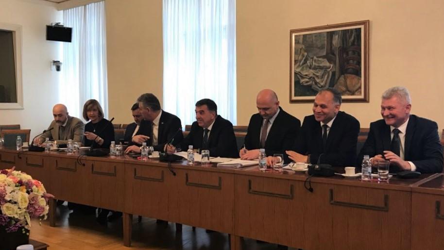 Saborski odbor za lokalnu i područnu samoupravu raspravljao o decentralizaciji ureda državne uprave