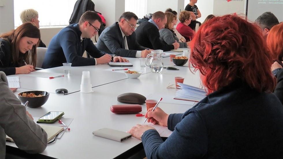 Održan trening županijskih službenika o GDPR-u
