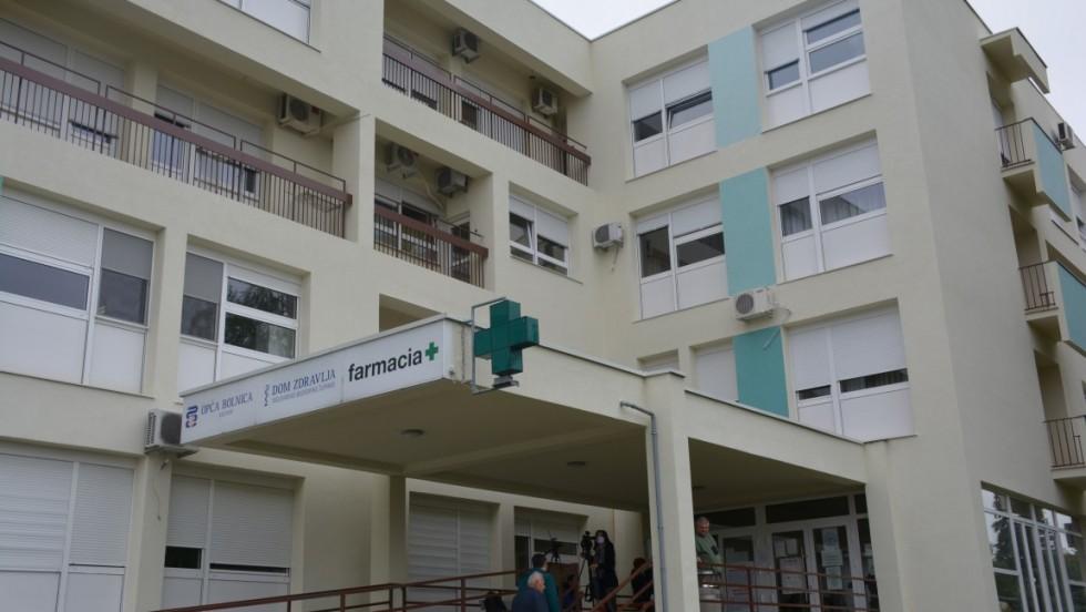 Bjelovarsko-bilogorska županija: Energetska obnova zgrade Opće bolnice Bjelovar i stomatologije