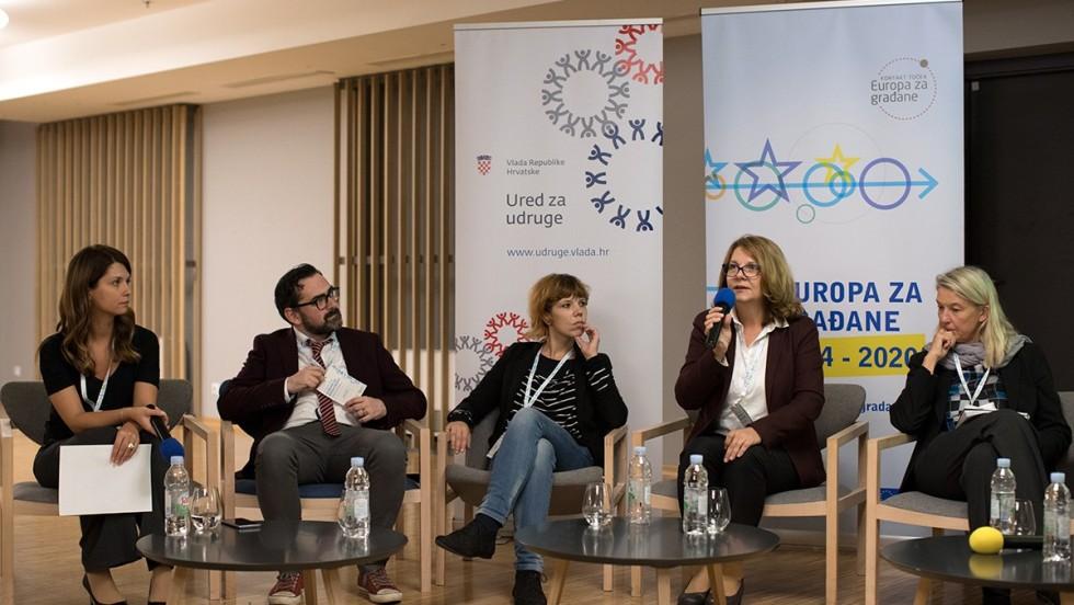 """Najava: Konferencija """"Europa za građane/ke"""""""