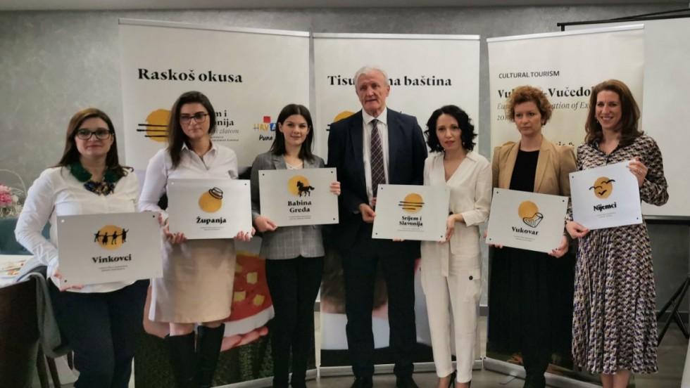 Srijem i Slavonija imaju osmišljene turističke proizvode