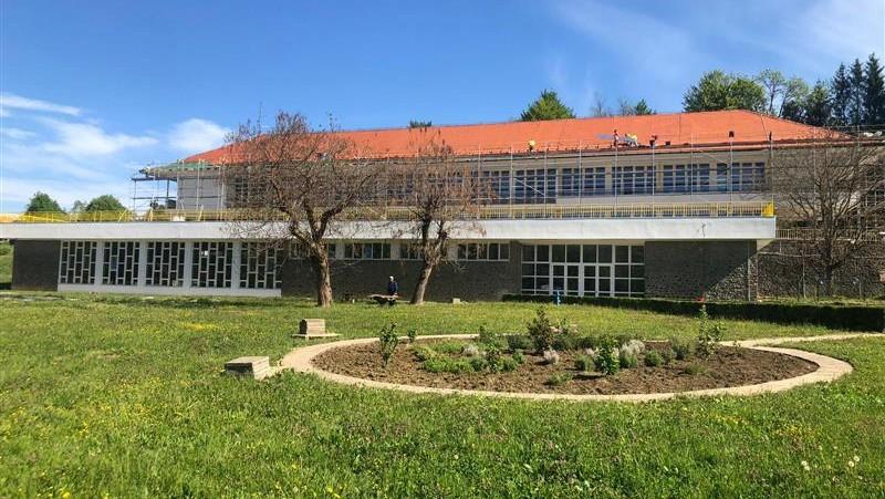 Krapinsko-zagorska županija: Energetska obnova kumrovečke osnovne škole bliži se kraju
