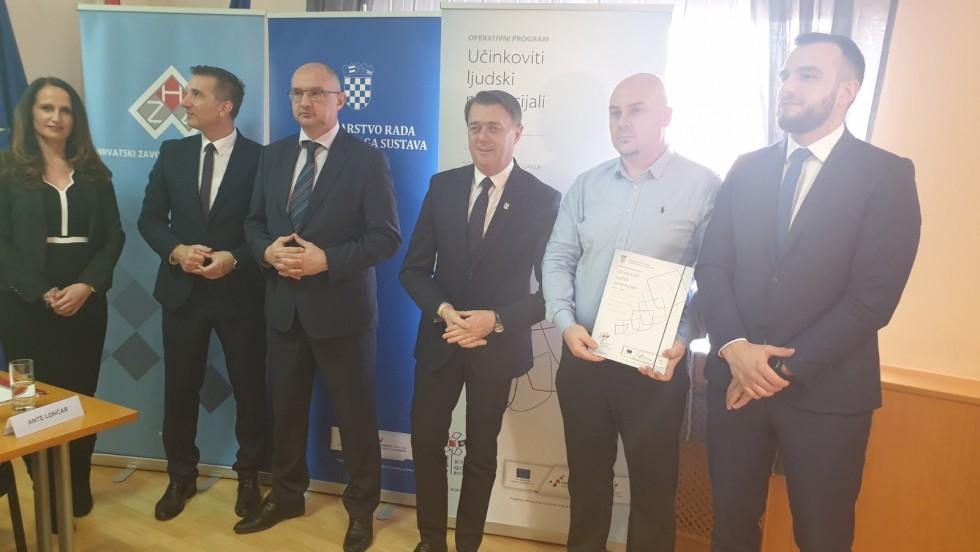 Bespovratna sredstva za programe socijalne kohezije i zapošljavanja