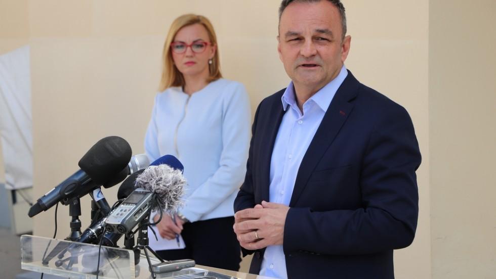"""Načelnik Stožera civilne zaštite Koprivničko-križevačke županije Ratimir Ljubić: """"Svaka županija je specifična, a ključno je reagirati na vrijeme"""""""