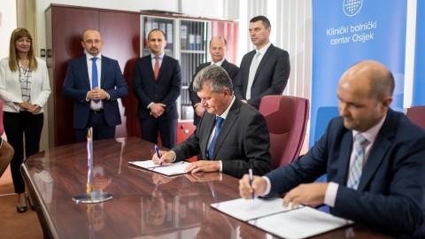Novi linearni akcelerator u KBC Osijek do kraja 2017. godine