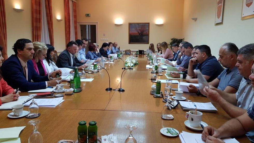 Osječko-baranjska županija uključena u EU projekt razvoja topličkog turizma