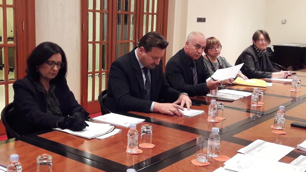 Predsjednik Goran Pauk sudjelovao na sjednici Odbora za lokalnu i područnu (regionalnu) samoupravu