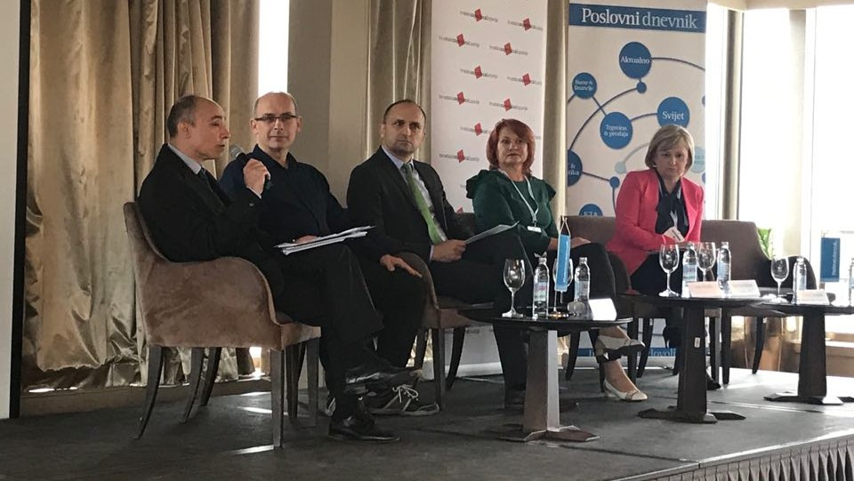 """O udruživanju i kratkim lancima opskrbe na konferenciji """"Hrvatska poljoprivreda – budućnost i tradicija"""""""