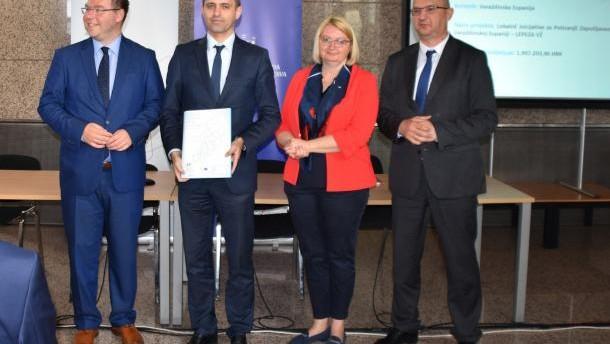 Varaždinskoj županiji odobreno gotovo 2 milijuna bespovratnih kuna