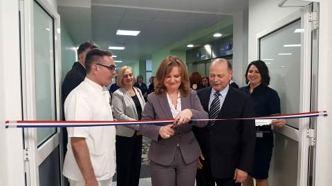 Otvorenje novouređenog Odjela ginekologije i opstetricije Opće bolnice Karlovac