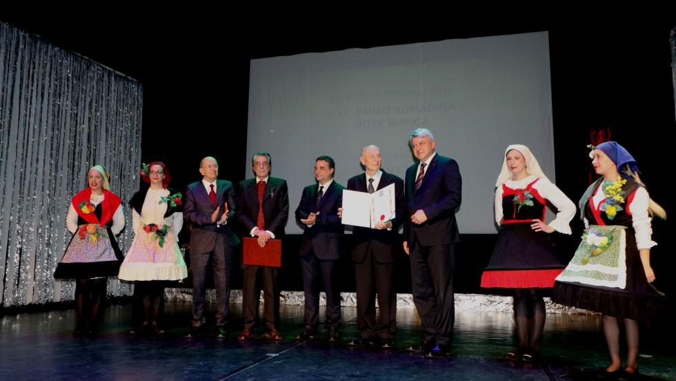 Svečanom sjednicom u HKD-u obilježeno 25 godina Primorsko-goranske županije