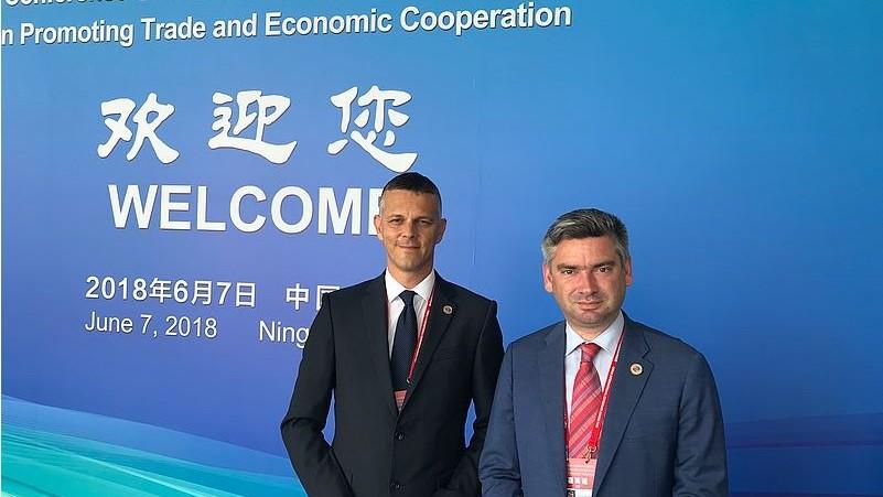 Delegacija iz Istre u posjetu Kini