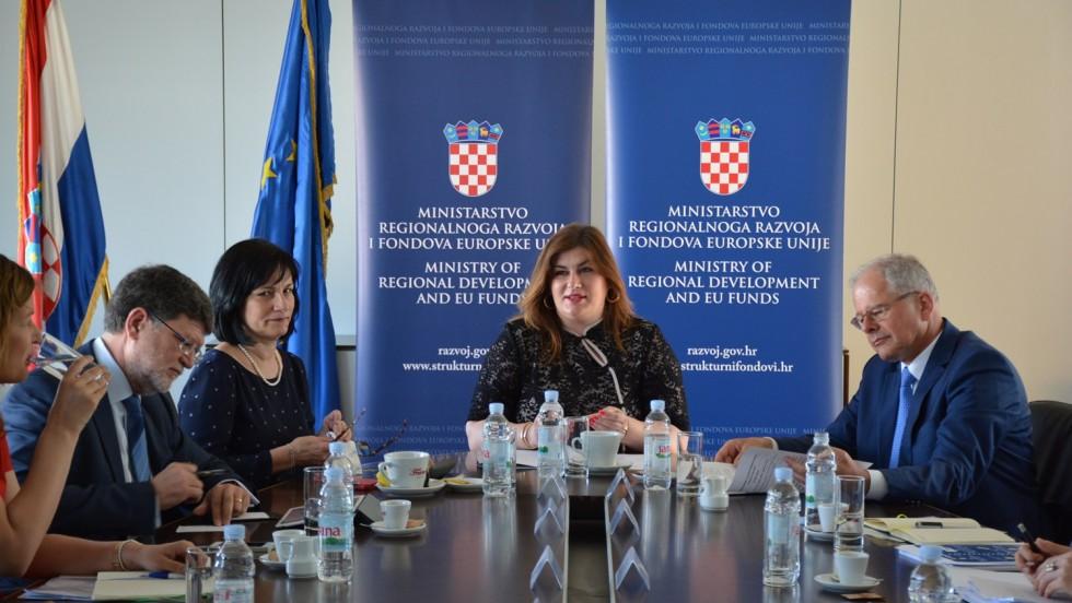 Europska komisija u studijskom posjetu hrvatskim otocima