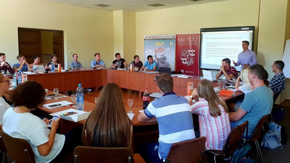 Prva Konferencija savjeta mladih Varaždinske županije