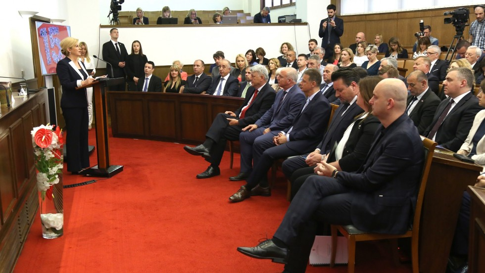 15 obljetnica Hrvatske zajednice županija: Decentralizacijom do ravnomjernog regionalnog razvoja