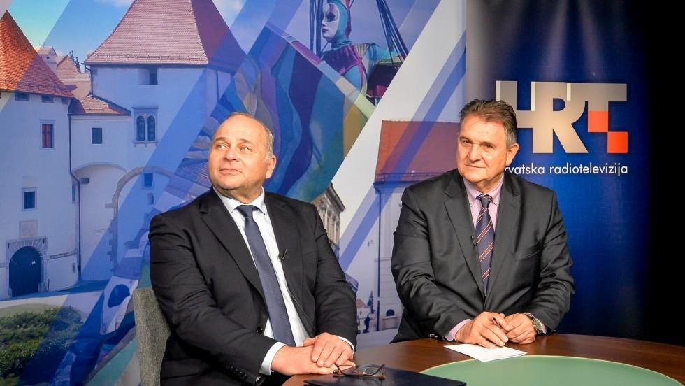 Svečano otvoren studio Hrvatske radio televizije u Varaždinu