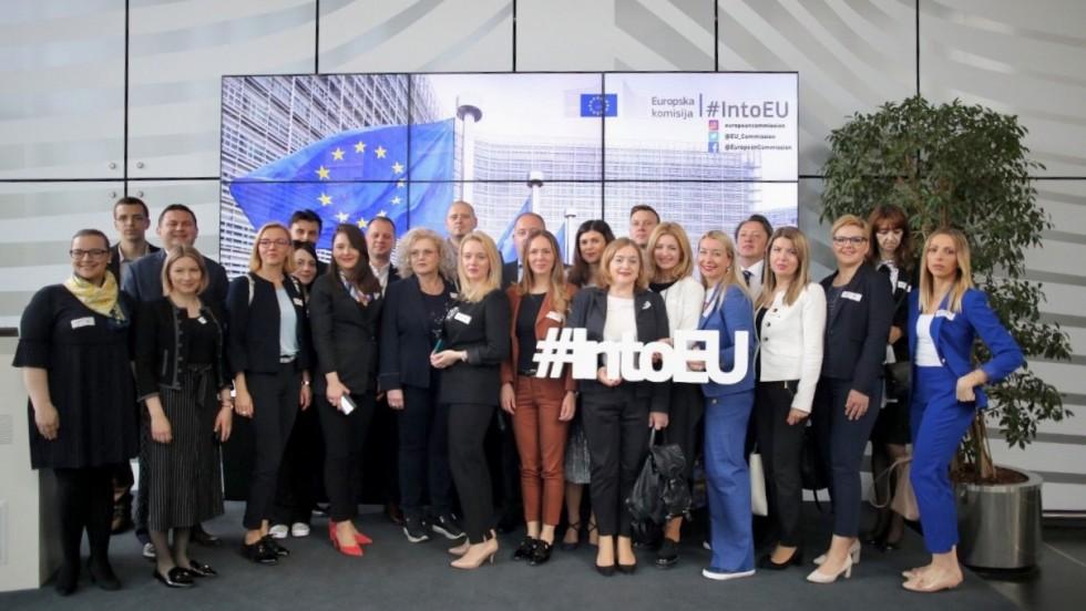 Kako komuniciraju institucije Europske unije?