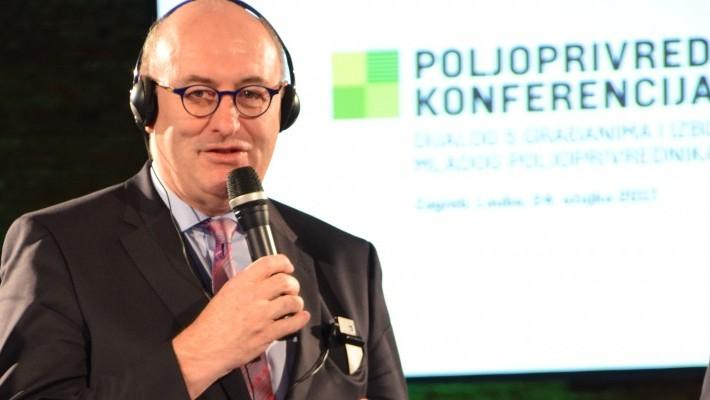 Povjerenik Hogan predstavio dokument o budućnosti Zajedničke poljoprivredne politike EU