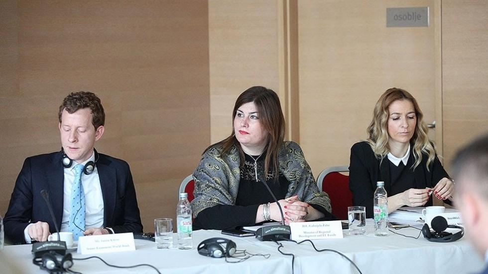 Projekt Slavonija, Baranja i Srijem podupire i Svjetska banka
