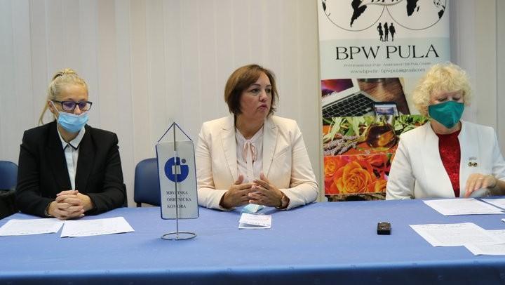 Istarska županija: Održavanje hibridnog 3. Foruma BPW AdrionNet