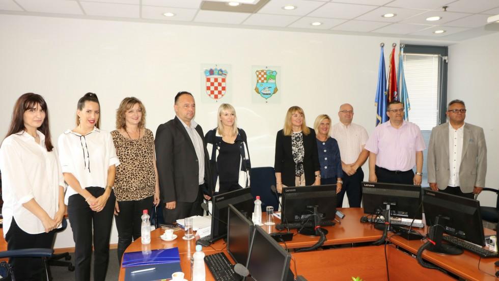 Potpisani Ugovori o suradnji na uspostavi Regionalnih centara kompetentnosti