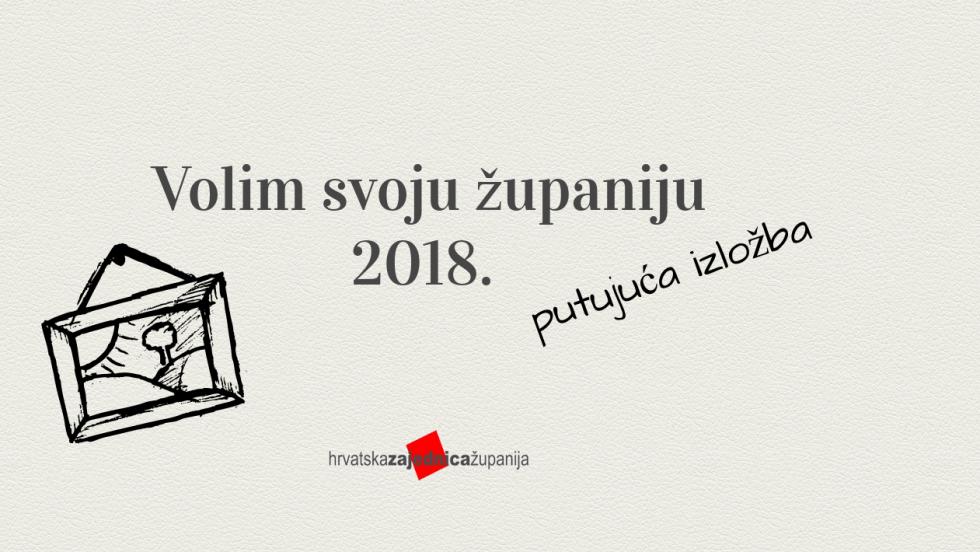 """Izložba """"Volim svoju županiju"""" dolazi na obale Drave"""