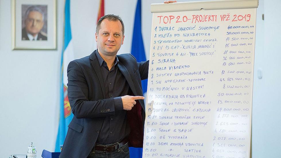 Virovitičko-podravska županija: Najveća ulaganja u poljoprivredu