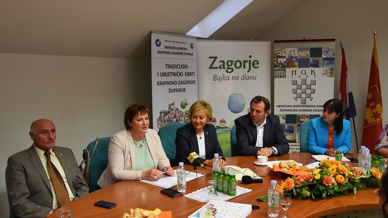 Krapinsko-zagorska županija: Održan okrugli stol o ženama u poduzetništvu