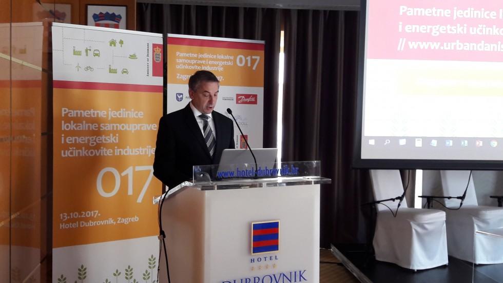 """Održana konferencija """"Pametne jedinice lokalne samouprave i energetski učinkovite industrije"""""""