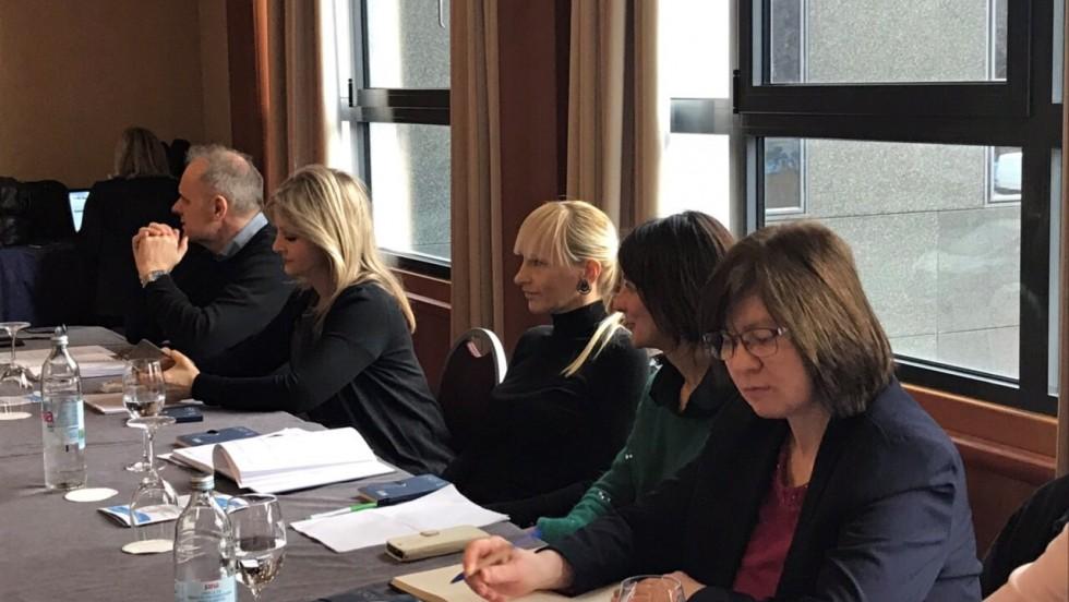 Radna skupina za obrazovanje o dva važna projekta za školstvo